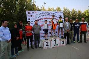 برگزاری سومین مرحله مسابقات اسکیت سرعت گرامی داشت شهدای مدافع حرم شهرستان فردیس (سروش اسکیت)