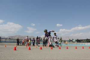 بخشنامه مسابقات اسکیت دستجات آزاد کشوری در رشته سرعت در رده سنی زیر 12 سال